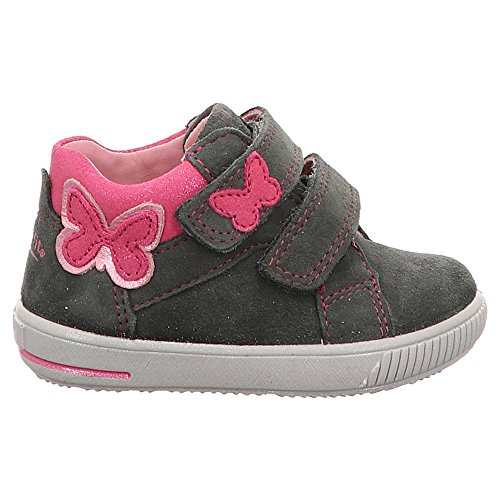 Gris Superfit First Chaussures Girl Rose Baby Gris 20 20 Walker Gjrigqyo-013358-7225254 Strengthening Sinews And Bones