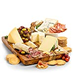 GiftTree Italian Cheese and Charcuterie Gift Basket | Variety of Italian Meats with Gourmet Cheeses and Crackers | Great Gift for the Holidays, Christmas, New Years