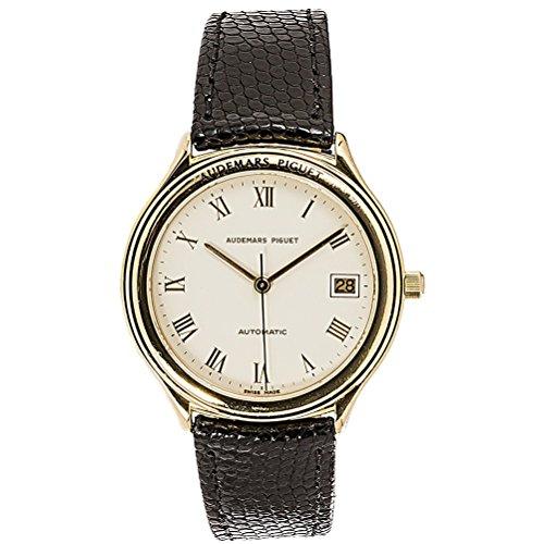 Audemars Piguet Huitieme automatic-self-wind mens Watch 14593BA (Certified Pre-owned)