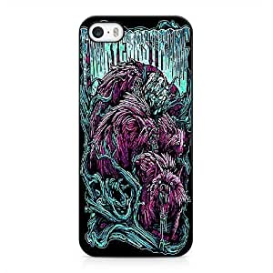 iPhone 5 5s SE Case Black a day to remember_008