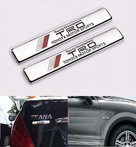 TRD Toyota Racing Development Sport decal sticker set bed sides