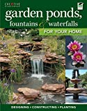 garden design ideas Garden Ponds, Fountains & Waterfalls for Your Home (Landscaping)