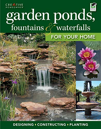 Garden Ponds, Fountains & Waterfalls for Your Home (Landscaping)