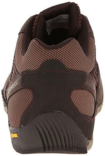 Merrell Annex Vent - Zapatillas de Senderismo de otras pieles hombre Braun (Copper Mountain)