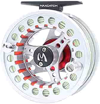 Maxcatch ECO Fly Reel 3//4wt 5//6wt 7//8wt Aluminum Large Arbor Fly Fishing Reel