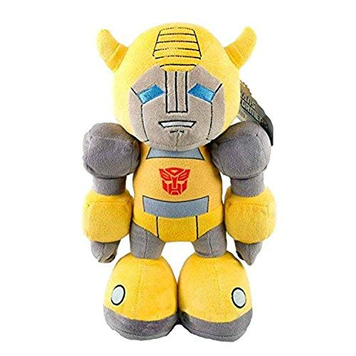 Bumblebee Autobot Plush Toy - 16 Inch - From Transformers The Ride Movie - Pillow Stuffed Doll - Universal Studios Exclusive