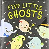 Five Little Ghosts, Patricia Hegarty, 1589255879