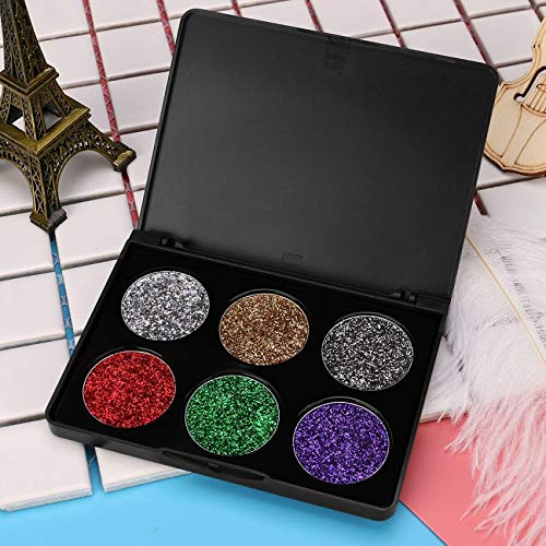 Shimmer Glitter Eye Shadow Powder Palette Matte Eyeshadow Cosmetic Makeup Fe1 AS SHOW1