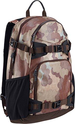 Burton Riders Bag - Burton Rider's 2.0 25L Backpack, Storm Camo Tarp, One Size