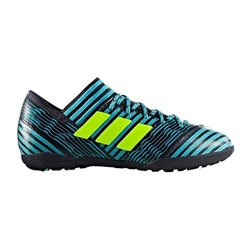 adidas Nemeziz Tango 173 TF J Ocean Storm - BY2473 - Color Turquoise-Black - Size: 4.5 by adidas