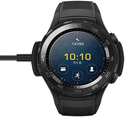 Huawei Watch 2 Carga, lamshaw Smart Watch accesorios Cargador de ...