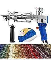 Máquina de tecelagem de tapetes elétricos, 12000 r/min, máquina de bordar industrial, ferramentas domésticas de DIY para tecelagem de alta velocidade de tapetes (pilha cortada)