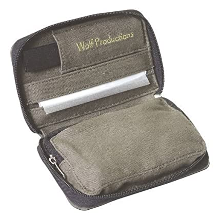 Bolsa de tabaco para Liar Kit Gris Wolf Productions Hanf