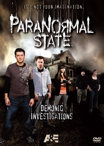 Paranormal State: Demonic Investigations [DVD] (State Dvd Paranormal)