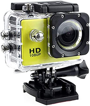 Sumtm Mini Sport Camera Waterproof 4K Wireless Intelligent High Definition Smart Camera for Outdoor