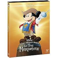 Los Tres Mosqueteros (Mickey, Donald, Goofy)