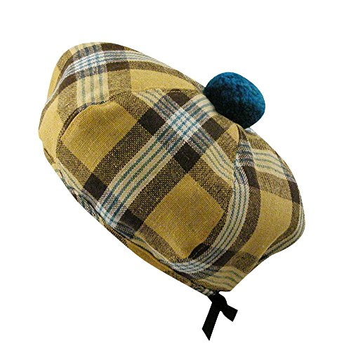 Kangol Tweed - Kangol Kid Tweed Beret Plaid Kids 1Sfm
