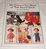 The Woman's Day Book of Soft Toys and Dolls, Joan Russell, 0671220853