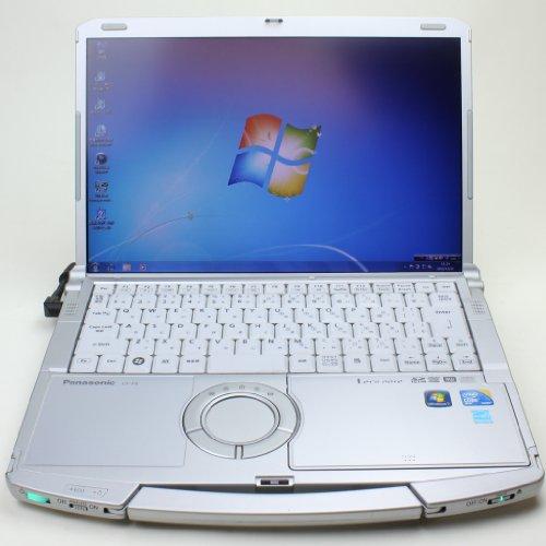 Panasonic Lets note CF-F9LWFJDS (14.1インチ Windows 7 Core i5 2.66GHz 2GB 320GB ) (297285)