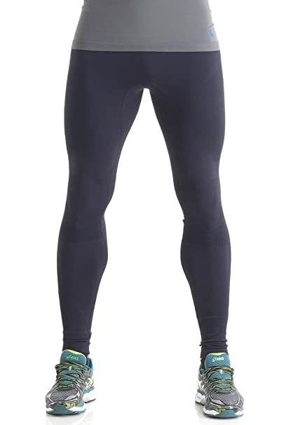 d1164dcca Amazon.com  Lupo Men s Calca Termica X-Run Emana Pant  Sports   Outdoors