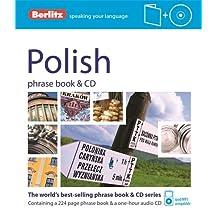 Berlitz Polish Phrase Book & CD
