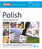 Berlitz Language: Polish Phrase Book & CD (Berlitz Phrase Book & CD)