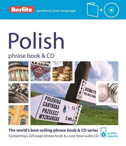 Berlitz Polish Phrase Book & CD...