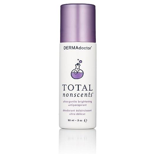 DERMAdoctor Total Nonscents Ultra-Gentle Brightening Antiperspirant, 3 fl. oz.