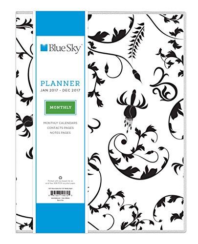 "Blue Sky 2017 Monthly Planner, 8.5"" x 11"", Analeis (19572) -  Blue Sky the Color of Imagination, LLC"