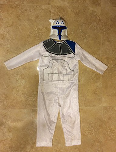 Blue Clone Trooper Costume (Blue Clone Trooper Costume)