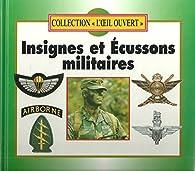 Insignes et écussons militaires (L'oeil ouvert) par Mark Lloyd