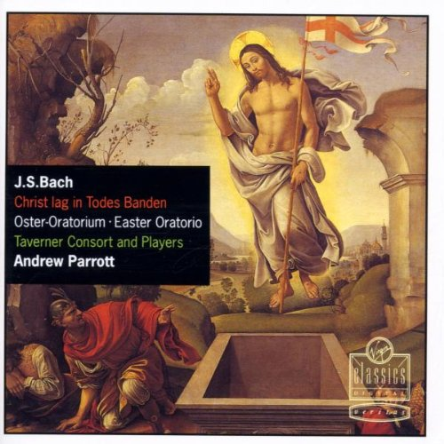 Easter Oratorio / Christ Lag in Todes Banden by EMI Classics Imports