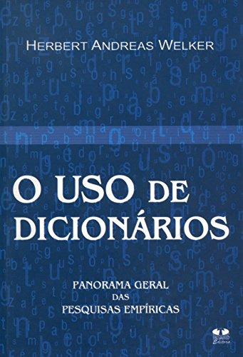 O Uso De Dicionários