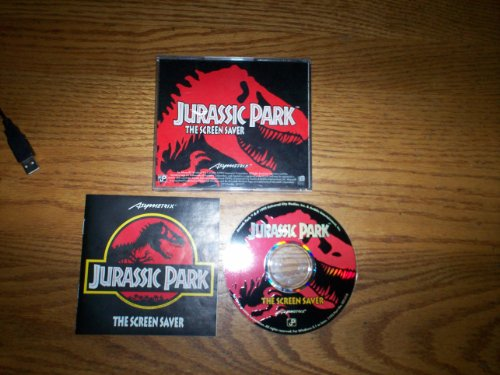 Jurassic Park the Screen Saver