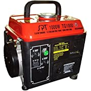 1000W 2.0 Hp Gasoline Generator With Carb By Sunpentown