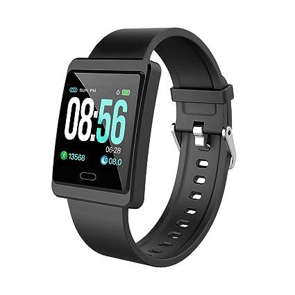 FANZIFAN Reloj Inteligente IP68 Smart Watch Impermeable Mensaje ...
