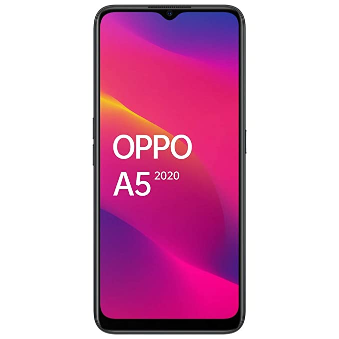 Oppo A5 2020 Mirror Black 4gb Ram 64gb Storage With No Cost