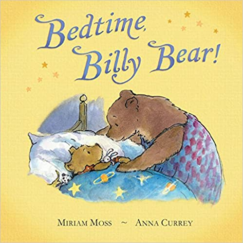 Bedtime, Billy Bear!