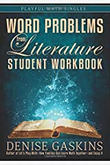 Word Problems from Literature: Student Workbook (Playful Math Singles) Paperback