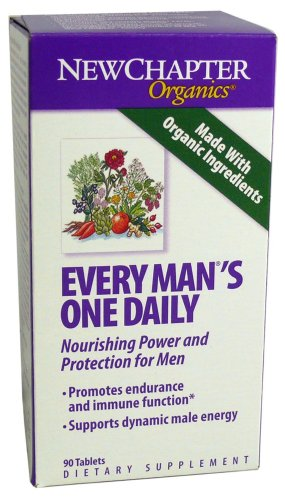 Man's One Daily Vitamin by New Chapter, 90 ct