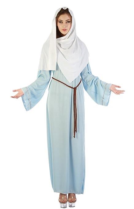 Amazon.com: Señoras disfraz de virgen María: Toys & Games