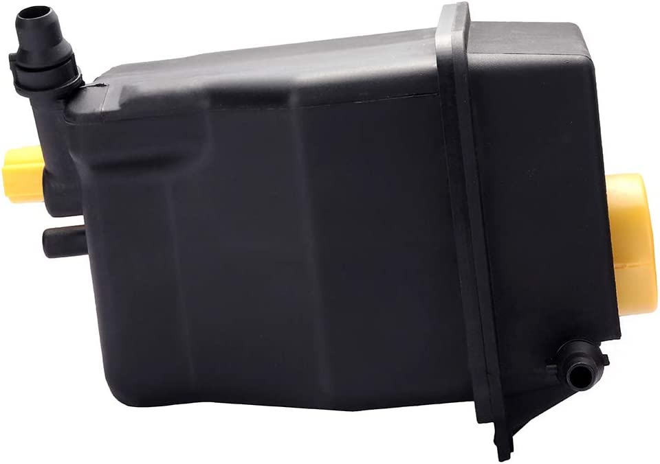 Coolant Reservoir Coolant Overflow Tank Coolant Reservoir Expansion Tank Replacement for 04-06 BMW X5 603-270