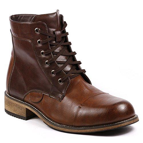 Men's Casual Boots Brown: Amazon.com
