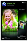 HP 100 x 150 mm Everyday Glossy Photo Paper (Pack of 100)