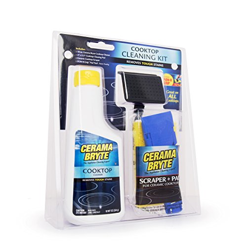 cooktop cleaner kit - 2