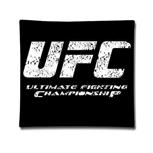 UFC Advertisement Logo Decorative Pillows Cover