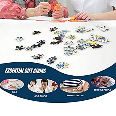 Most popular Jigsaw Puzzles Pack of 2- Each 1000PCs, Puzzle for Adults Kids - Educational Intellectual Decompressing Fun Family Game ,Pieces Fit Together Perfectly,DIY Collectibles Modern Home (A): Sports & Outdoors