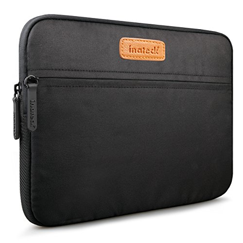 Inateck iPad Air 2 Hülle Case iPad Air 10 Zoll Tablet Tasche Samsung Galaxy Tab 4 10.1 Hülle Google Pixel C, Schwarz
