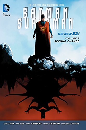 Halloween Pak Mannen (Batman/Superman Vol. 3: Second Chance (The New)