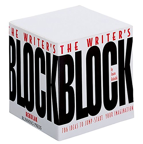 Download The Writer's Block: 786 Ideas to Jump-Start Your Imagination pdf